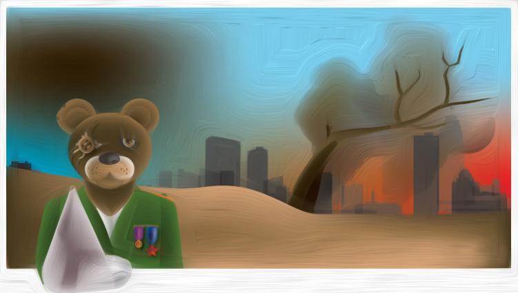 battlefield bear
