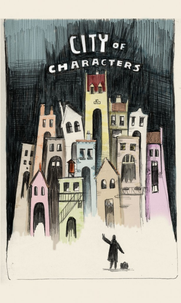 city of characters
