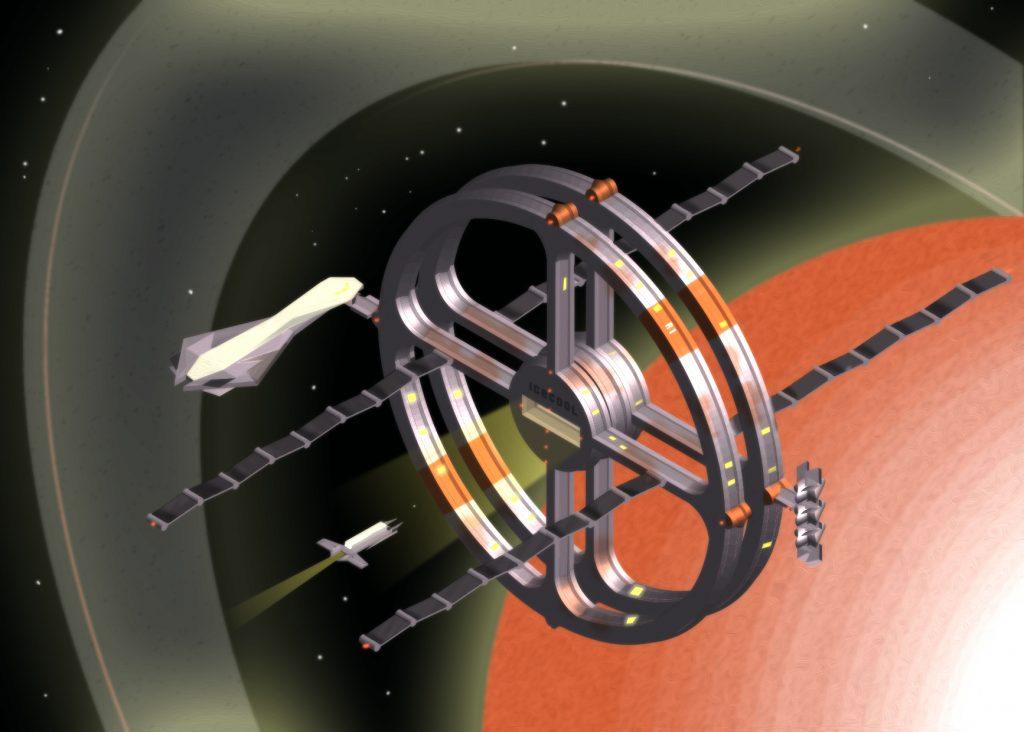 ruimtestation
