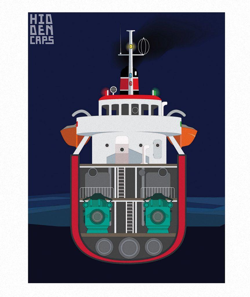 U ship