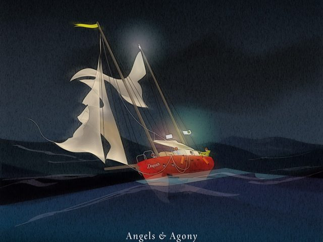 Wreckage, by Angels and Agony