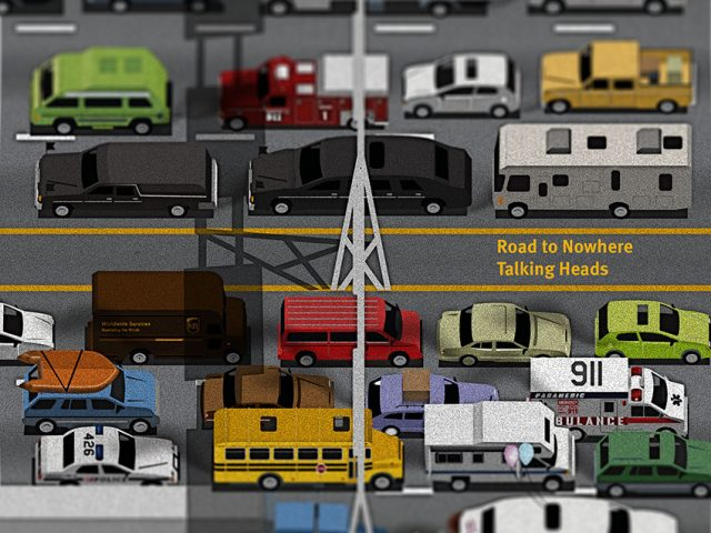Road to Nowhere, Talking Heads